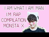 Rap Compilation I.M Monsta X (from MVs, Special Clips &amp more)