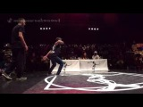 YASS &amp Yusei vs L'ETO &amp AKIHISA BEST4 HIPHOP SIDE  JUSTE DEBOUT JAPAN 2017
