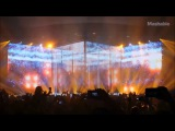 Faithless not going home (Eric Prydz remix) over Eric Prydz visuals 4.0
