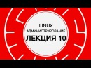 10. LINUX. Инфраструктура электронной почты | Технострим