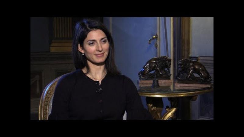 Первая женщина-мэр Рима о терроризме, мафии и миграционном кризисе