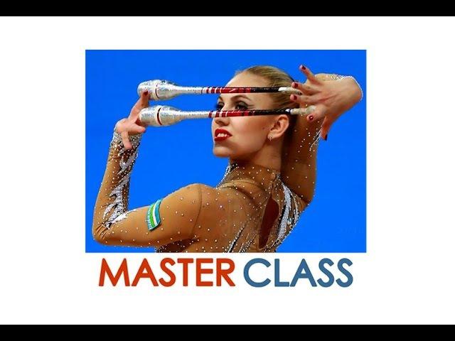 Master Class RG Elizaveta Nazarenkova