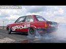 BMW 335i E30 3 5l Turbo 680 HP ACCELERATION SOUND