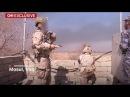 US soldiers help Iraqi troops secure Mosul