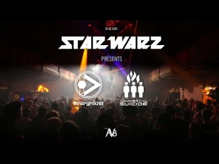 Star Warz pres. Innerground Records Commercial Suicide Records (Official Aftermovie)