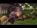 Ведьма хочет любви! Смешной Мультик про Ведьму