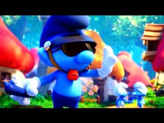 Смурфики. Затерянная деревня (вирусное видео «Happy Thanksgiving!») - Smurfs: The Lost Village
