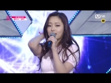 [Perf] 16.02.12 1:1 EyecontactㅣJung Eun Woo – Group 2 SNSD ♬Into the New World @ Produce 101 EP.04