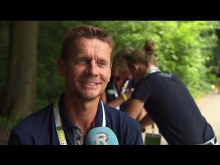 Интервью Эдварда Гала на CHIO Rotterdam 2017.