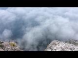 На вершине горы Куш-Кая высота 700 м над уровнем моря