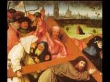 Терновый венец. Иероним Босх (1450-1516). Библейский сюжет