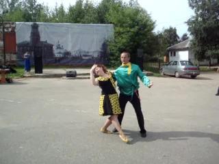Счастье 2.08.17 Лидия Вещагина и Владимир Андреев.
