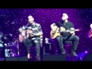 Adam Gontier - Never Too Late Acoustic All-Star Jukebox Jam Live