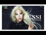 Jessi - Comeback Next Week  @ Music Bank 170707