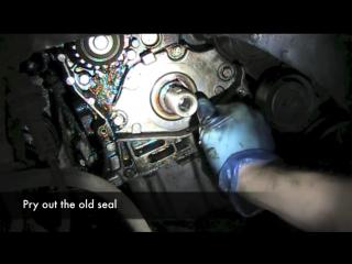 Peugeot 406 замена ремня ГРМ