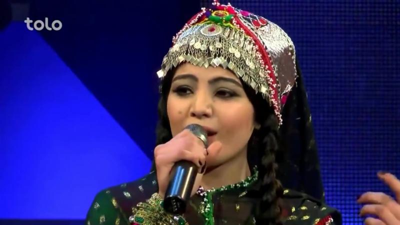 زلاله هاشمی وسید جمال مبارز Zlalah Hashemi, Saeed Jamal mubarez Top 7 Elimination