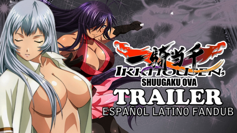 Trailer - Ikkitousen Shuugaku Toushi Keppu Rokku OVA (Español Latino Fandub)