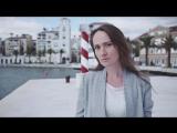 Olga Davydova - Street Portrait by ElegantVideo.ru