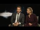 Интервью Криса для Sony Pictures Releasing UK