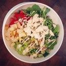 Лёгкие диетические салаты на обед или ужин