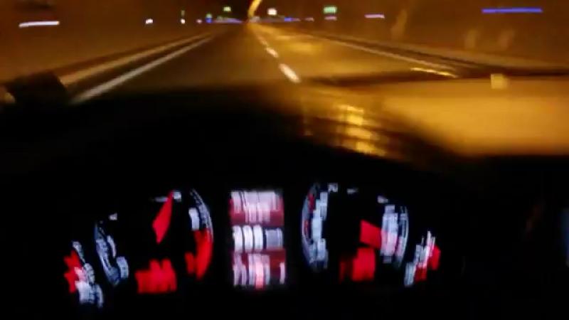 Бешеные скорость