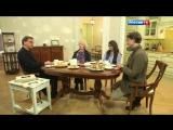 Светлана Немоляева, Александр и Полина Лазаревы в программе