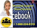 Arrangements of Facebook Customer support in a Moment dial Helpline 1-866-224-8319