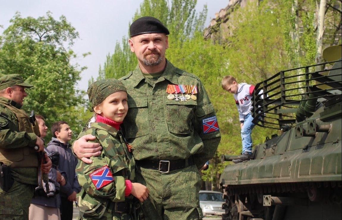 «И дайте по врагу победный оружейный залп»: 12-летняя ополченка Богдана Нещерет призвала украинцев очнуться и освободить русские города