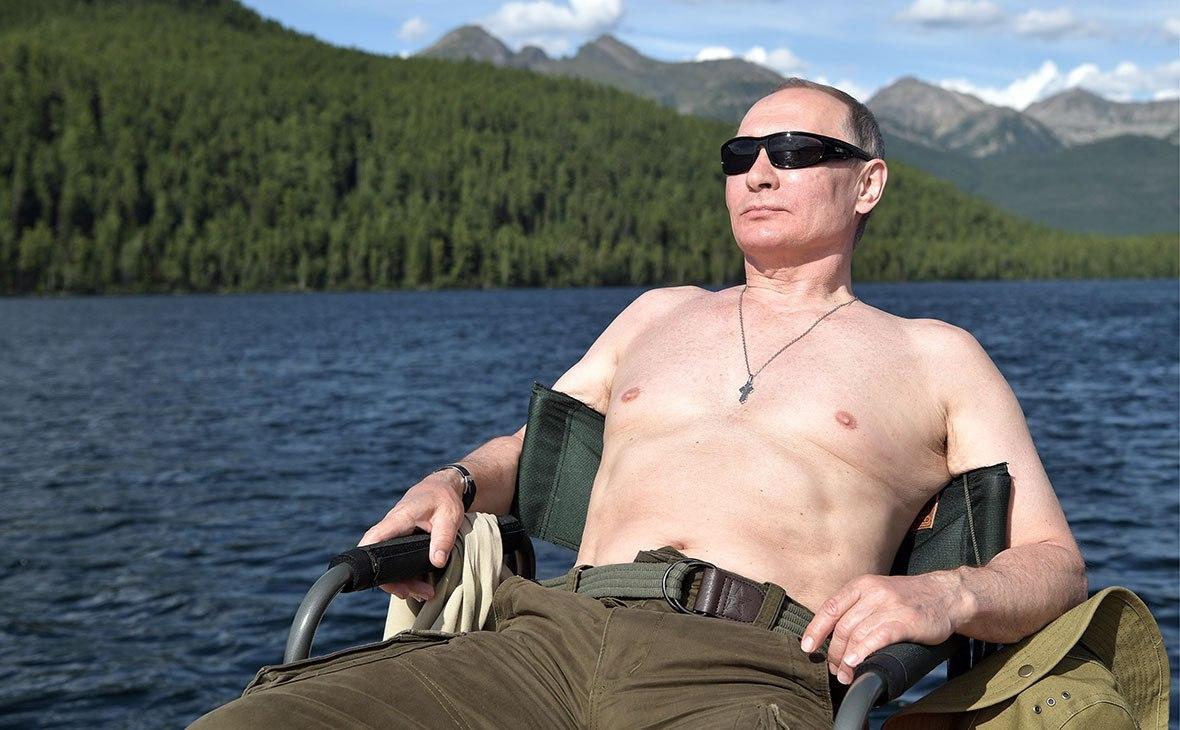 MQdYdwQAvQw Владимир Путин на отдыхе в Хакасии