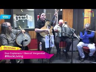 BERSUIT + DÚO COPLANACU   Al Olor Del Hogar   Vivo en Gamba