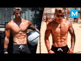 Real Strength - Michael Vazquez - Ultimate Workout | Muscle Madness