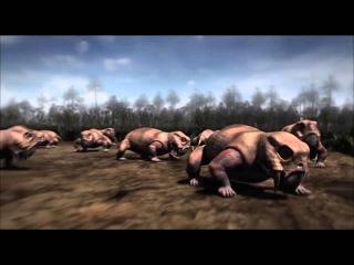 Армагеддон Животных - Пермское вымирание, вулканический апокалипсис. 3 фильм.