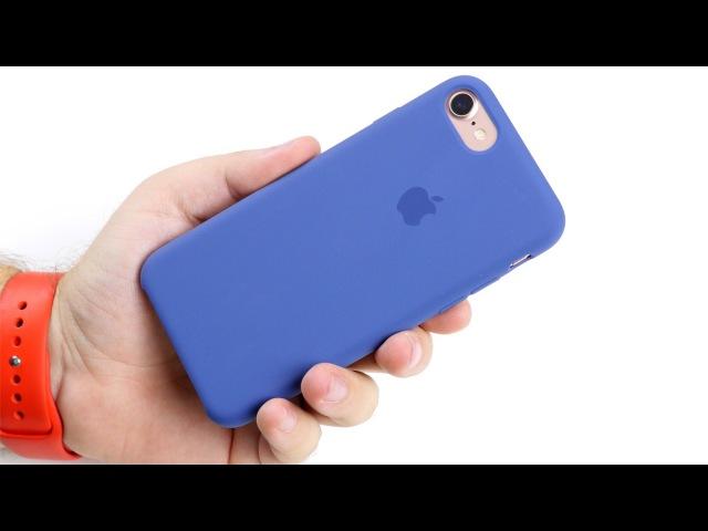 Честная распаковка iPhone 7 Rose Gold