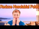 How to Reduce Nasolabial Folds at Home Video 💆Movements of Japanese Facial Massage