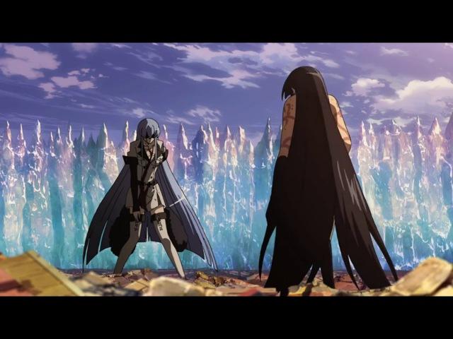 Akame VS Esdes