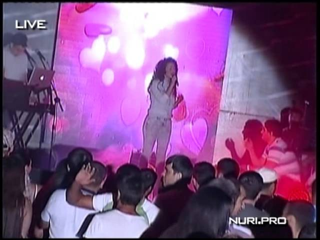 Nuri Serinlendirici Jane Shirokih - ILani ask I Look to You. Konsert (Part 14) LIVE