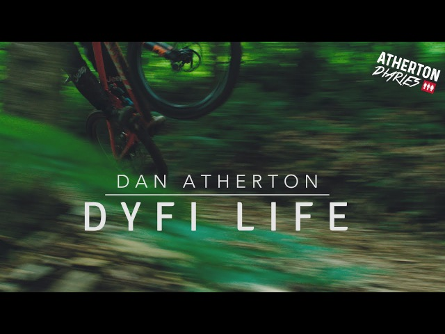Dan Atherton Shreds his own MTB Trails Dyfilife