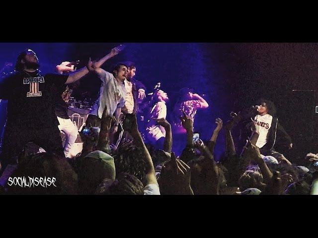SUICIDEBOYS live Eternal Grey Tour @The Novo 11/6/16