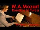 W.A.Mozart :: Rondo Alla Turca (Turkish March) KV 331 :: Wim Winters, Clavichord