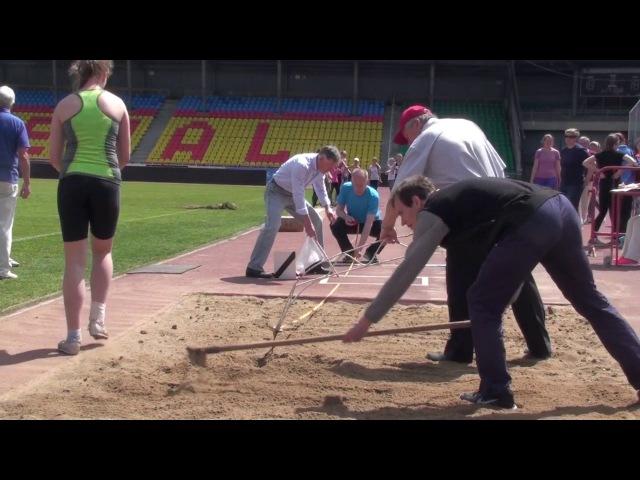 Первенство области по легкой атлетике Тула 23 24 05 2017г часть 2