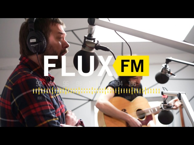 Kasabian - Empire live @FluxFM (Iggy Pop Version)