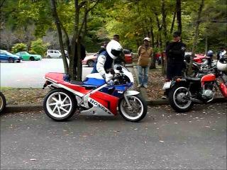 October 2012 Honda RC30 in Japan