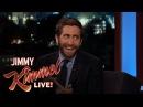 Jake Gyllenhaal Mistaken for Aaron Rodgers