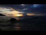 the glow of sunset - автор и исполнитель импровизации