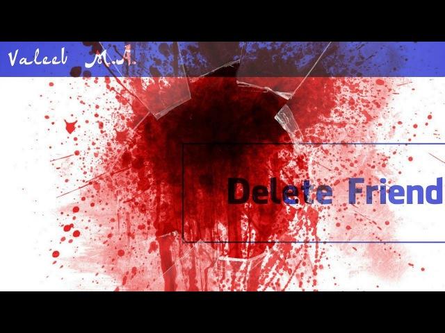 Delete Friend (rap-movie about the cannibal) - Удалить Друга (рап-фильм за людоеда)