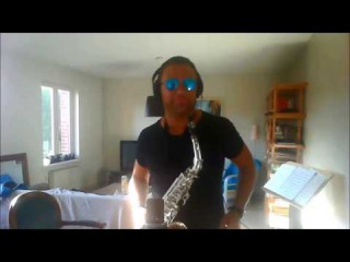 The Crusaders-Street Life-Sax by Antoine Foster