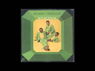 Detroit Emeralds - You're Getting A Little Too Smart