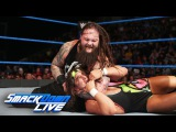 American Alpha vs. The Wyatt Family - SmackDown Tag Team Title Match SmackDown LIVE, Jan. 10, 2017