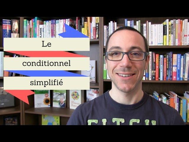 Le conditionnel en français