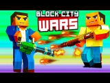 Беспредел в BLOCK CITY WARS Пиксельная игра новое видео как игры   ГТА и МАЙНКРАФТ